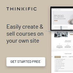 Easily create & sell courses on your own site