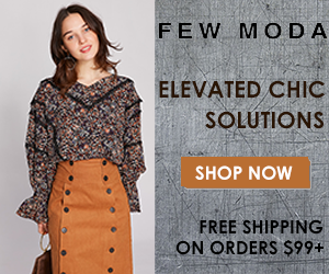 Elevated Chic Solutions from Few Moda!