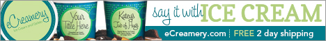 eCreamery Coupon