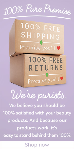 The 100% Pure Promise