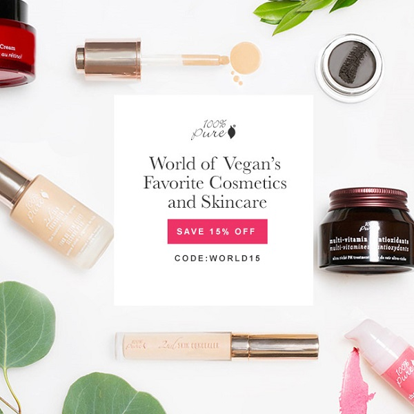 World of Vegan's Favorite 100% Pure Products