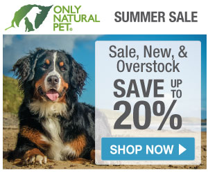 Only Natrual Pet -  Summer Sale