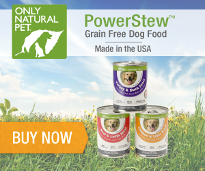 300x250 Canned Dog Food Banner