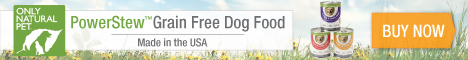 468x60 Canned Dog Food Banner