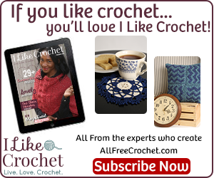 Subscribe to I Like Crochet Today