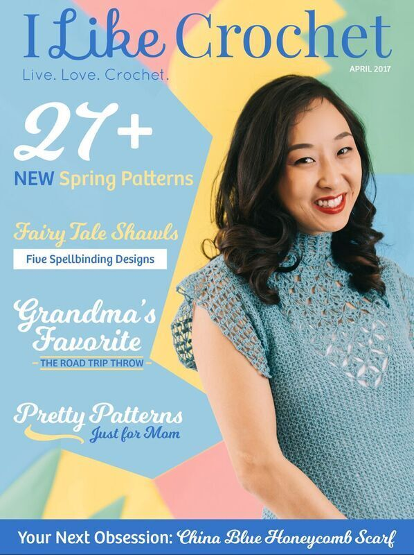 April Cover Image for Crochet