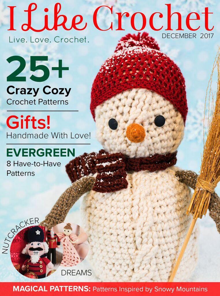 Free Crochet Pattern Christmas Poinsettia Wreath Yarn Twist