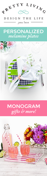 Pretty Living Monogram Gifts & Accessories