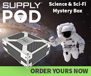 Supply Pod from Outer Places