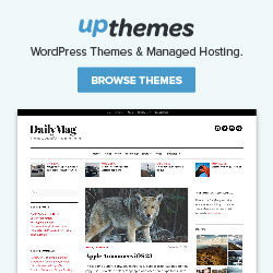 WordPress Themes by UpThemes