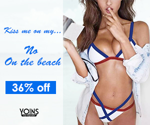 36% off for sexy bikini