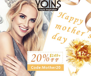 20% OFF $149+ for Mother's Day