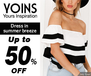 Up to 50% off for summer breeze