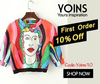 10% Off Yoins Coupon for the first order