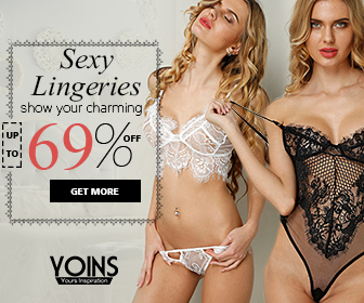 up to 69% off for Sexy Lingeries