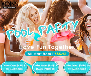 $5 off orders of $49 for POOL PARTY