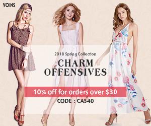 Charm Spring Dress