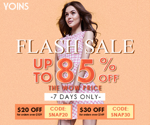Seven-day Flash sale