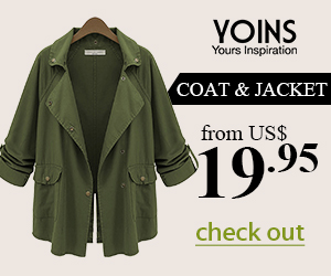 Coat&Jacket from US$19.95