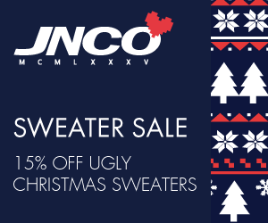 JNCO Christmas Sweaters Sale