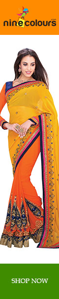Sarees online shopping exclusive collection at ninecolours.com