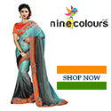 Sarees online shopping exclusive collection at ninecolours