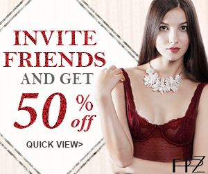 Invite friends & get 50% off at PPZ.com! Click for details