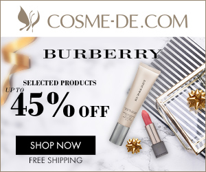 Burberry. Selected Products Up to 45% Off. [Shop Now]
