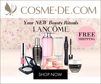 Up to 40% OFF! [Lancome] Your NEW Beauty Rituals! Shop Now!