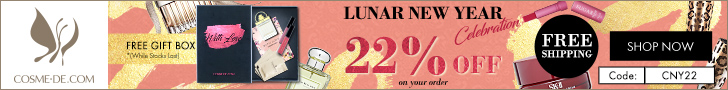 [Up to 22% OFF]Lunar New Year Celebration, 22% OFF on your order, Free gift box while stocks out,Code: CNY22! Shop Now!