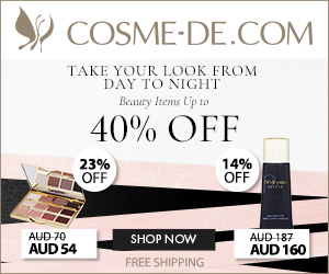 Take your look from DAY TO NIGHT. Beauty Items Up to 40% OFF.[Tips and Tricks Here]