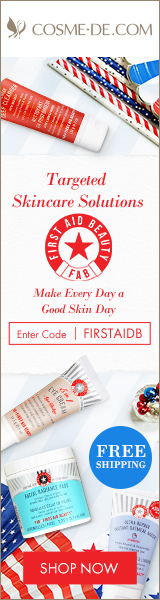 First Aid Beauty.Targeted Skincare Solutions.Make Every Day a Good Skin Day.Receive a BONUS First Aid Beauty Ultra Repair Face Moisturizer 50ml upon purchase of First Aid Beauty products of USD69 or above.Enter Code: FIRSTAIDB [SHOP NOW]