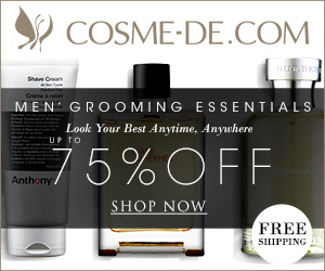 [Up to 75 % Off]Men's Grooming Essentials.Look Your Best Anytime, Anywhere.[Shop Now]