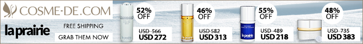 La Prairie.Selected Products Up to 40% Off. [Shop Now]