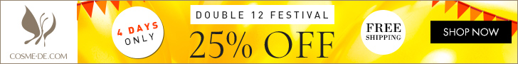 4 Days Only.Double 12 Festival.25% off Sitewide.Shop Now