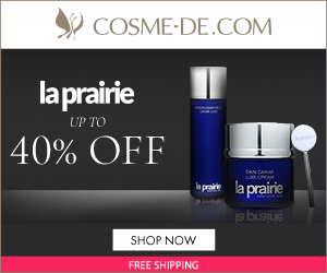 World's Best Cosmetics Brands on COSME-DE.COM.GRAB THE CHANCE NOW
