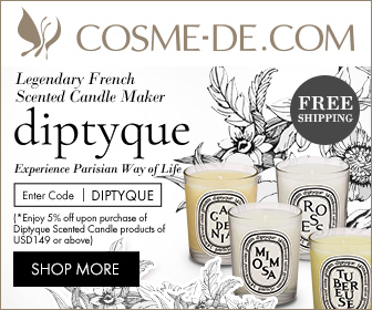 Legendary French Scented Candle Maker.Experience Parisian Way of Life.Enjoy 5% off upon purchase of Diptyque Scented Candle products of USD149 / AUD179 or above.Enter Code: DIPTYQUE[Shop Now]