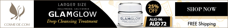 GlamGlow Larger Size.Deep Cleansing Treatment.Feel the Rejuvenating Moment