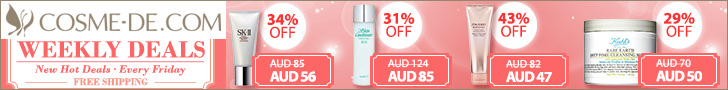 [Up to 56% Off ] Weekly Surprise with Free Shipping! SK-II, Clarins, High Concentrate, Erno Laszlo, Albion and more with Great Prices...