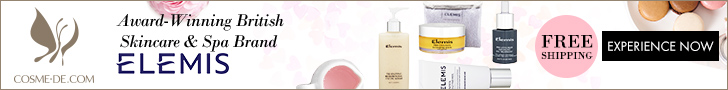 Up to 15% OFF! [Elemis] Award-Winning British Skincare & Spa Brand Shop Now!