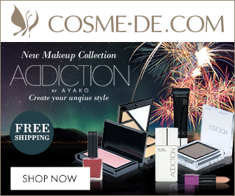 [Up to 9% OFF] Addiction by Ayako,New Makeup Collection, Create your unique style! Shop Now!