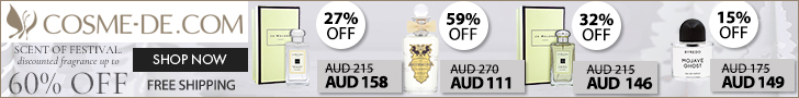 Scent of festival. Scent of a sparkling You. Discounted fragrance up to 60% off. Come and Get Your Love