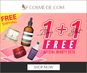 BUY 1 GET 1 FREE. Special Beauty Sets. Save More