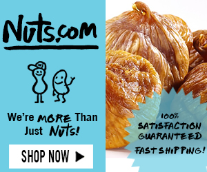 Nuts.com Coupon