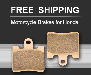 Brakes for Honda are on discount