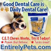 CET Pet Dental chews
