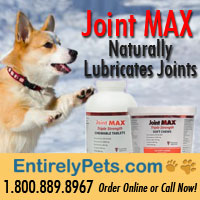 Joint MAX pet joint supplements