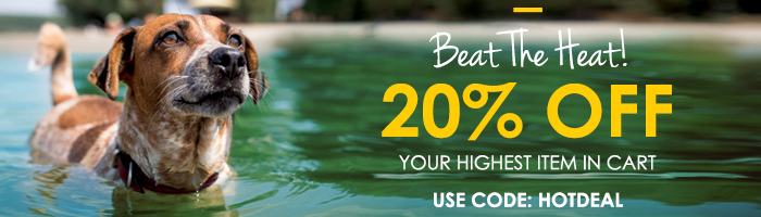 20% Off Your Highest Item in Cart with Code: HOTDEAL