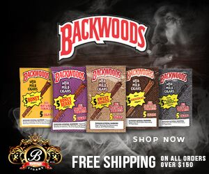 The Classic Filtered Cigars Such As Backwoods Cigars, Clipper, and Muriel