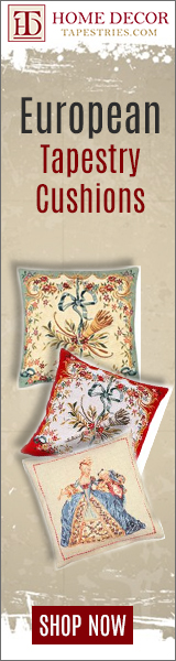 European Tapestry Cushions